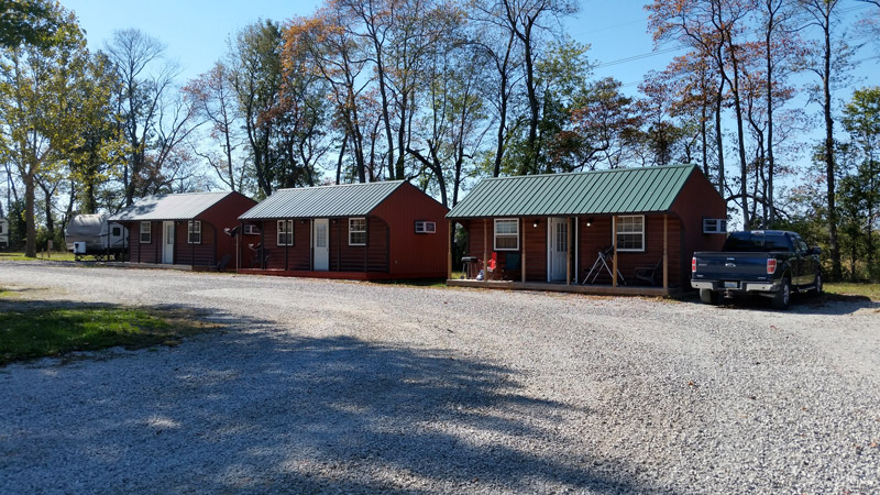 Cabins at Archway RV Park
