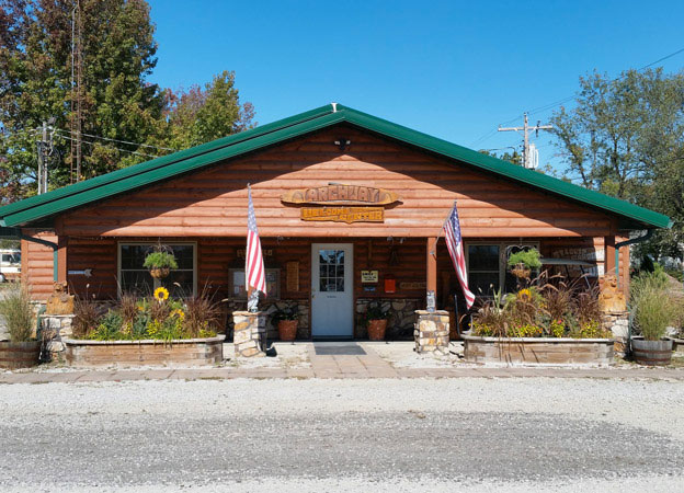 Welcome Center - Archway RV Park